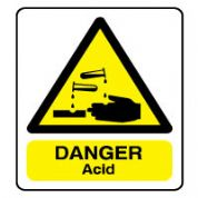 Warn105 - Danger Acid